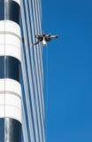 Alta rondella di finestra di aumento Fotografia Stock Libera da Diritti