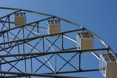 alta rotella di ferris Fotografia Stock