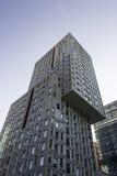 Alta Rotterdam di costruzione Fotografia Stock