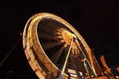 Alta ruota del traghetto Fotografie Stock Libere da Diritti