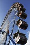 Alta ruota del traghetto Fotografia Stock Libera da Diritti