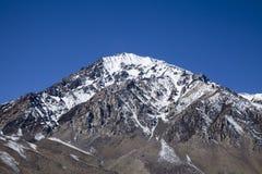 Alta sierra montagne Immagini Stock