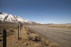 Alta sierra paesaggio Immagini Stock Libere da Diritti