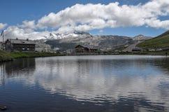 Alta strada alpina di Grossglockner, Fotografia Stock Libera da Diritti