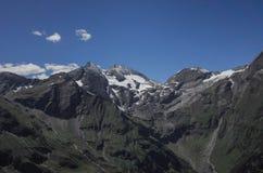Alta strada alpina di Grossglockner, Immagini Stock