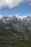 Alta strada alpina di Grossglockner, Fotografie Stock Libere da Diritti