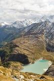 Alta strada alpina di Grossglockner in Austria Fotografie Stock Libere da Diritti