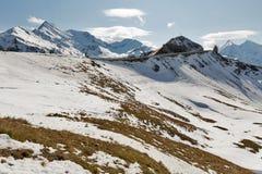 Alta strada alpina di Grossglockner in Austria Immagini Stock