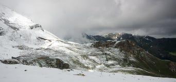 Alta strada alpina di Grossglockner, Austria Immagini Stock