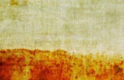 Alta struttura astratta della vernice di ricerca su tela di canapa Immagini Stock Libere da Diritti