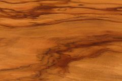 Alta struttura dettagliata del bordo di legno verde oliva Fotografie Stock Libere da Diritti
