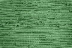 Alta struttura dettagliata ultra verde del tessuto come fondo, la superficie del tessuto per il sito Web o dispositivi mobili Immagine Stock