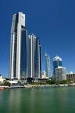 Alta subida de Gold Coast Fotos de archivo libres de regalías