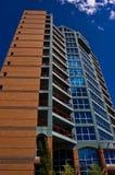 Alta subida de la propiedad horizontal Foto de archivo