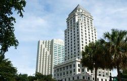 Alta subida de Miami Imagen de archivo libre de regalías
