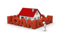 Alta tarifa de hipoteca libre illustration