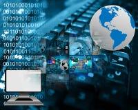 Alta tecnologia Immagine Stock