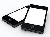 Alta tecnologia Smartphone Fotos de Stock Royalty Free