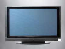 Alta televisión clara Fotos de archivo