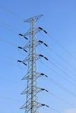Alta tensão tower-2 Imagem de Stock