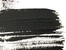 Alta textura del movimiento del cepillo de la ampliación Fotografía de archivo libre de regalías