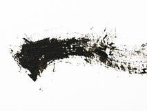 Alta textura del movimiento del cepillo de la ampliación fotos de archivo libres de regalías