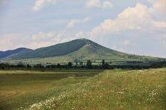 Alta tomba in Bolgaria Immagine Stock