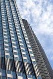 Alta torre di affari Fotografie Stock