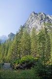 Alta torre di Bielovodska - di Tatras Immagine Stock Libera da Diritti