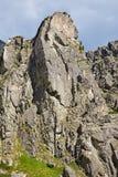 Alta torre di Granit - di Tatras Immagini Stock