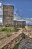 Alta torre di omaggio Immagine Stock