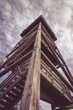 Alta torre di osservazione Fotografia Stock Libera da Diritti