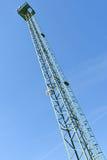 Alta torre di osservazione Fotografia Stock