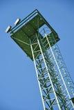 Alta torre di osservazione Fotografie Stock Libere da Diritti