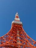 Alta torre di Tokyo Immagine Stock Libera da Diritti