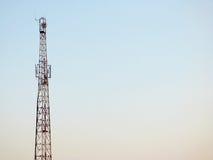 Alta torre mobile Fotografia Stock Libera da Diritti
