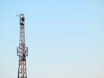 Alta torre mobile Fotografie Stock Libere da Diritti