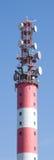 Alta torretta Fotografia Stock