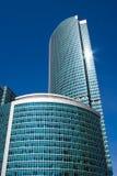 Alta torretta di affari Fotografie Stock Libere da Diritti