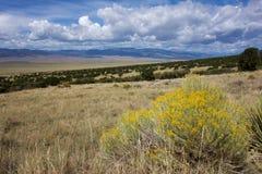 Alta valle del deserto Immagini Stock Libere da Diritti