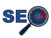 Alta velocidade de Seo Imagem de Stock