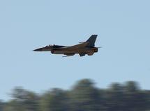 Alta velocità dell'aereo da caccia Fotografie Stock Libere da Diritti