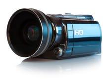 Alta videocamera portatile di definizione Immagini Stock