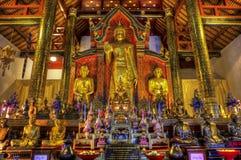 Altaar Wat Chedi Luang Royalty-vrije Stock Foto