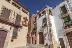 Altafulla, Catalogna, Spagna Immagine Stock Libera da Diritti