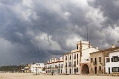 Altafulla, Catalogna, Spagna Fotografie Stock