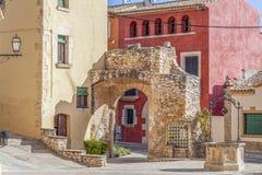 Altafulla, Catalogna, Spagna Immagini Stock