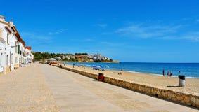 Altafulla, Espagne Image libre de droits