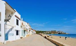 Altafulla, Spagna Fotografia Stock