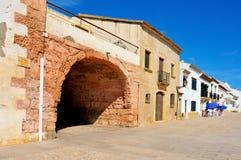 Altafulla, Spagna Fotografie Stock